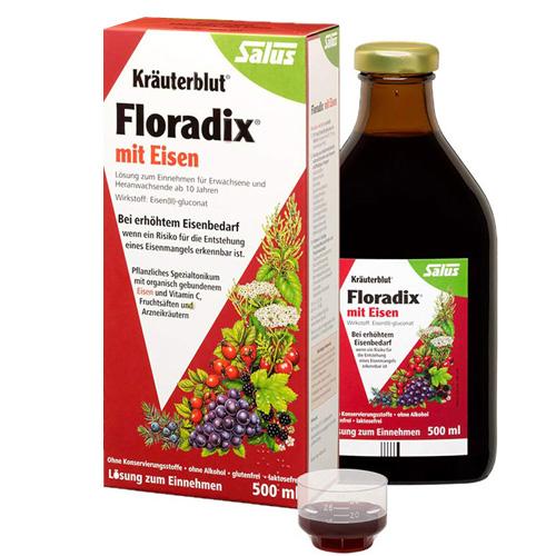 Floradix iron 鐵元德國原裝進口 女性孕婦調貧血補鐵補血營養液500ml