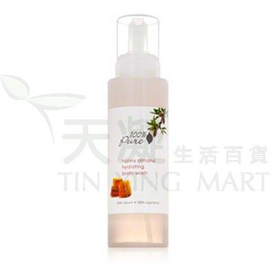 100% Pure 沐浴泡泡-蜜糖杏仁510ml<br>Honey Almond Body Wash