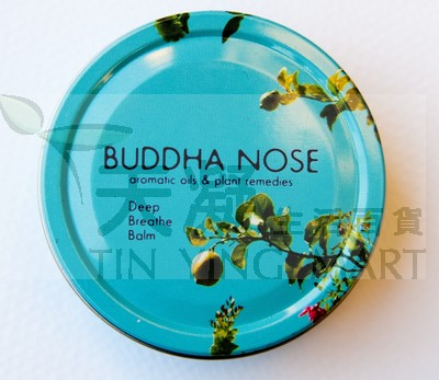 Buddha Nose 有機胸部舒緩膏                                             Buddha Nose Deep Breathe Balm 28g
