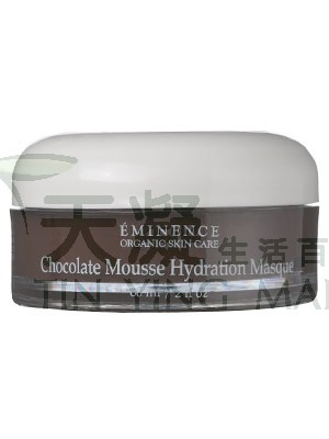 Eminence 巧克力補濕泡沬面膜60ml<br>Chocolate Mousse Hydration Masque