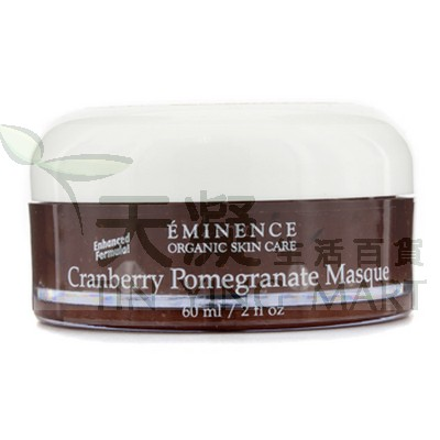 Eminence 紅莓紅石榴亮白抗氧面膜60ml<br>Cranberry Pomegranate Masque 60ml
