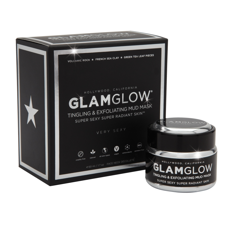 GlamGlow 黑罐清潔面膜 50g GlamGlow Very Sexy 50g
