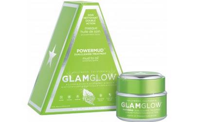 GlamGlow Power Mud Deep Cleansing Treatment GlamGlow 卸妝清潔面膜 綠泥發光面膜 綠罐
