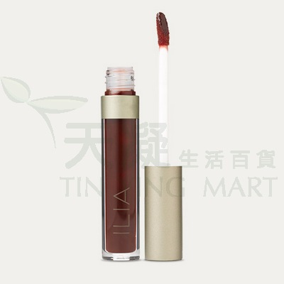ILIA 有機豐潤唇彩 Gypsy 深櫻桃色<br>Gypsy (Ox Blood) - LIPGLOSS