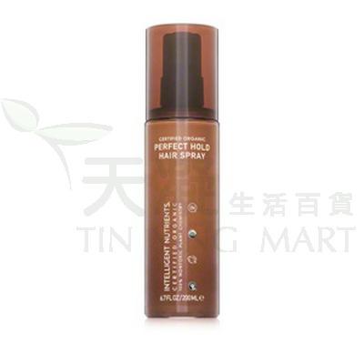 IN 有機認證的完美頭髮定型噴霧200ml<br>USDA Perfect Hold Hairspray 200