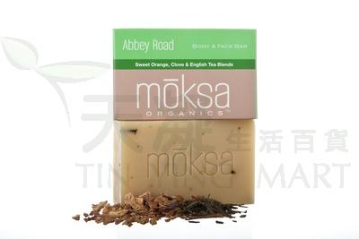 Moksa - 艾比路有機香草甜橙香皂<br>Moksa -  Abbey Road Soap