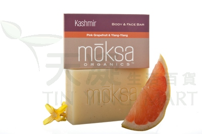 Moksa - 克什米爾有機依蘭柑橘香皂<br>Moksa - Kashmir Soap