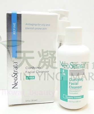 NeoStrata 果酸抗菌洗顏露 200ml<br>NeoStrata Clarifying Facial Cleanser 200ml