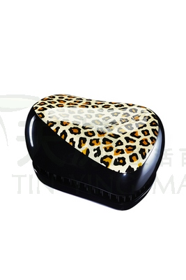 Tangle Teezer 便攜順髮梳-豹紋<br>TT Compact Styler Leopard