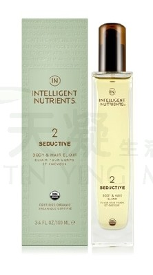 IN Seductive #2 熱情三重奏按摩油<br>Intelligent Nutrients Seductive-2 Total Body Elixir 100ml