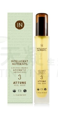 IN Attune #3 平衡鎮定按摩油100ml<br>Intelligent Nutrients Attune-3 Total Body Elixir 100ml