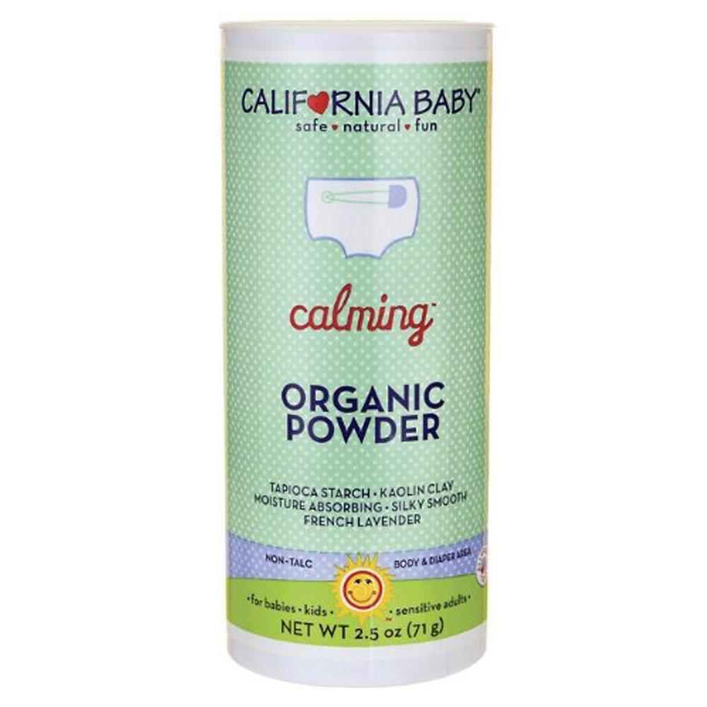 California Baby Calming Organic Powder 有機舒緩爽身粉