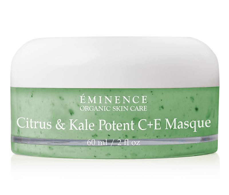 Eminence Citrus & Kale Potent C+E Masque?Eminence 柑橘甘藍強效C+E 面膜 60ml