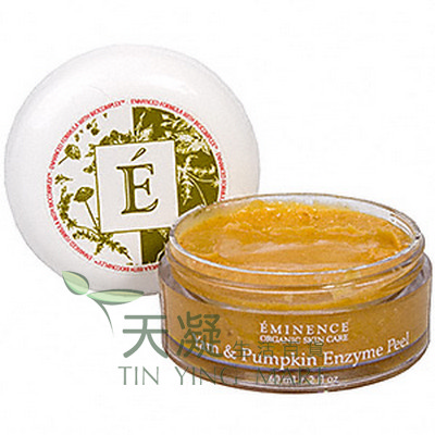 Eminence 山芋南瓜酵素去角質面膜 60ml Eminence Yam & Pumpkin Peel Masque 60ml