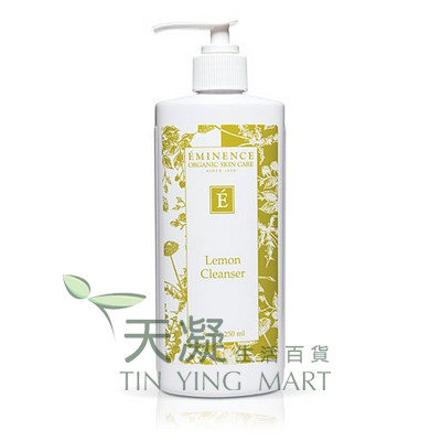 Eminence檸檬潔面乳 250ml