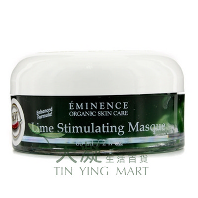 Eminence 青檸活膚排毒面膜 60ml Eminence Lime Stimulating Masque 60ml