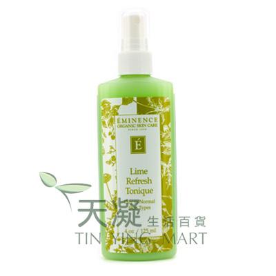 Eminence青檸爽膚水 125ml Eminence Lime Refresh Tonique 125ml