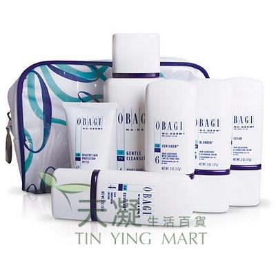 系統化全效煥膚- 中至乾性肌膚<br>Nu-Derm System - Dry