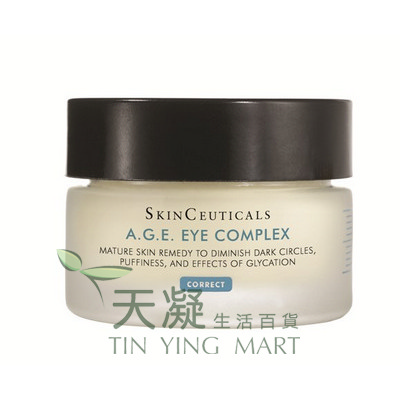 skinceuticals活膚緊緻眼霜 15ml skinceuticals A.G.E. Eye Complex 15ml