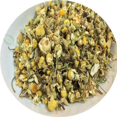 Alpha Beauty Organic chamomile German 有機德國洋甘菊50g