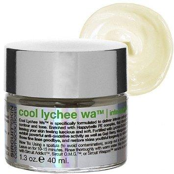 SIRCUIT Cool Lychee Wa Mask                         SIRCUIT 有機護膚 荔枝深層保濕面膜