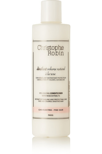 Christophe Robin Volumizing Conditioner w/ Rose Extracts 玫瑰豐盈護色護髮素 250ml