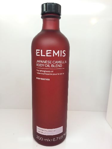 Elemis 日本茶花潤膚油 200ml<br>Elemis Japanese Camellia Oil Blend