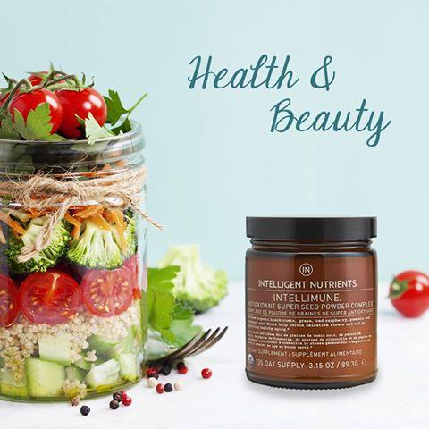 IN 最新美白籽粉 超級抗氧化籽粉 intelligent nutrients Antioxidant Super Seed Powder Complex 45day