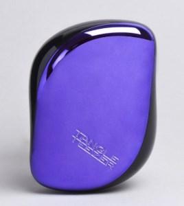 Tangle Teezer 便攜順髮梳-眩目紫 Tangle Teezer Compact Styler Purple Dazzle