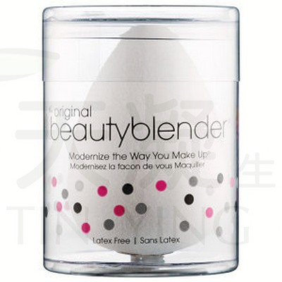 beautyblender® Pure Single beautyblender純美妝蛋 白色