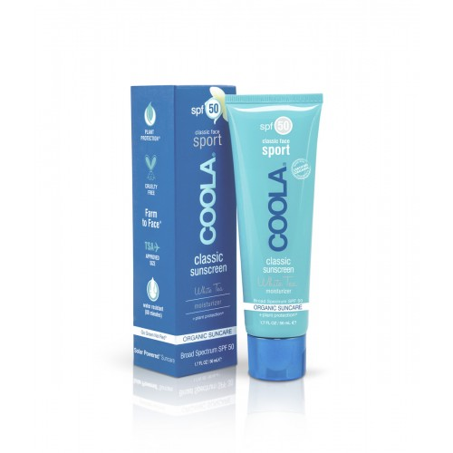 COOLA 有機白茶面部防曬霜SPF50 50ml Classic Face SPF 50 White Tea 50ml