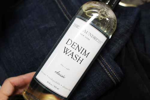 The Laundress DENIM WASH 牛仔衣物專用洗衣液 - Classic