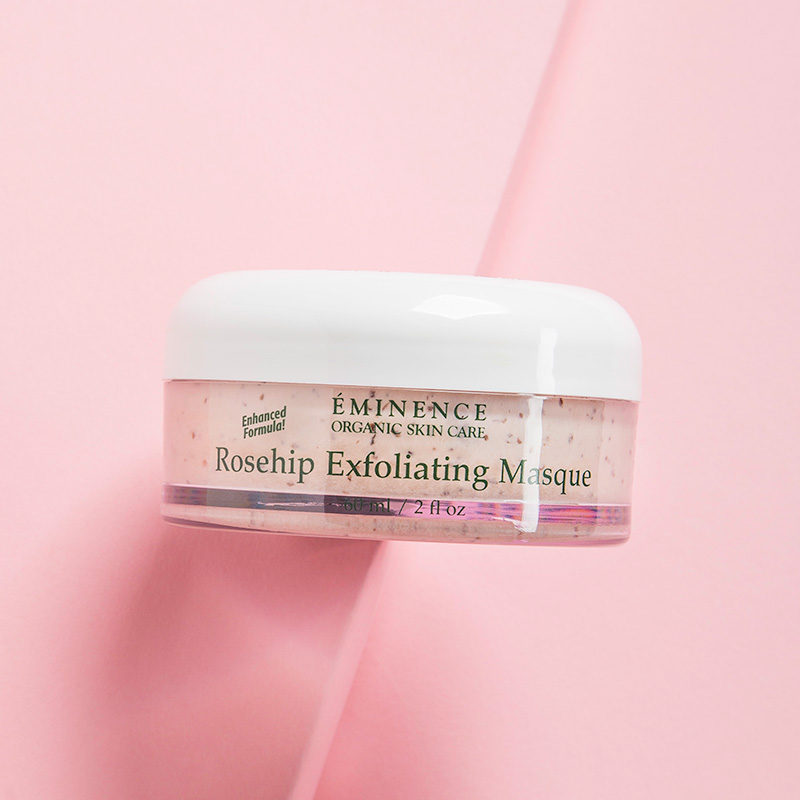 Eminence Rosehip Maize Exfoliating Masque 玫瑰果玉米去角層面膜60ml
