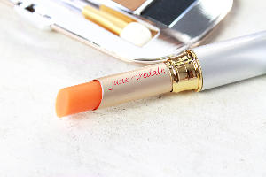 (NEW)Jane Iredale 熣燦滋潤豐唇蜜 橘色 Jane Iredale Forever Peach Just Kiss 2.3g