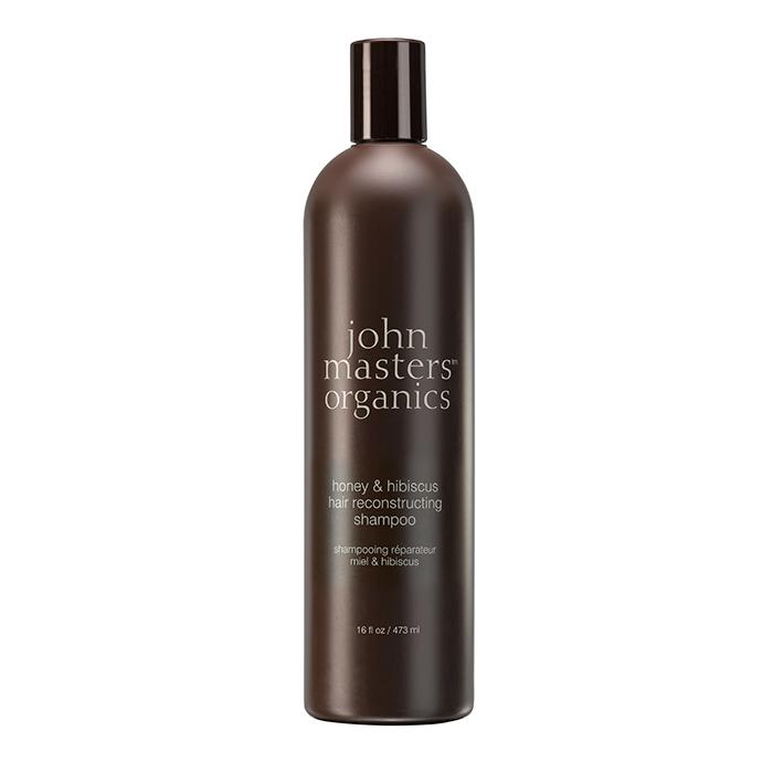 John Masters Organics 木槿蜂蜜迷迭香修護洗髮水473ml Honey & Hibiscus Shampoo 473ml