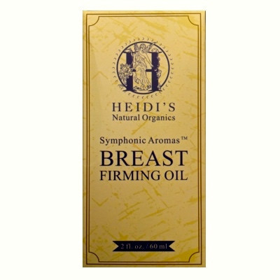 Heidi's Breast Firming Oil 緊胸按摩油  淋巴健康60ml
