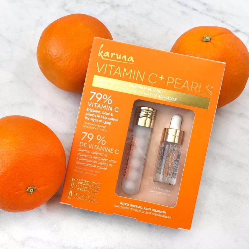 Karuna 凍齡維C珍珠精華素 Karuna Vitamin C+Pearls