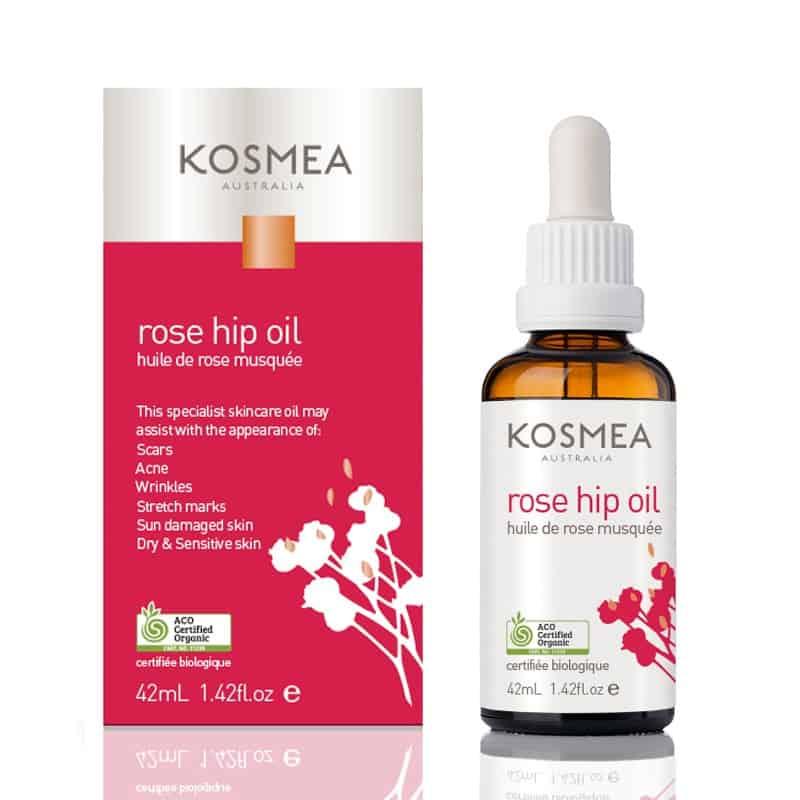 現貨 Kosmea Rose Hip Oil 澳洲 澳詩美 玫瑰果精華油 42ml