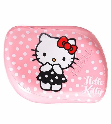 Tangle Teezer 便攜順髮梳- 粉紅Hello Kitty Tangle Teezer Compact Hello Kitty Pink