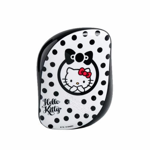 Tangle Teezer 便攜順髮梳- 黑白Hello Kitty Tangle Teezer Compact Hello Kitty B&W
