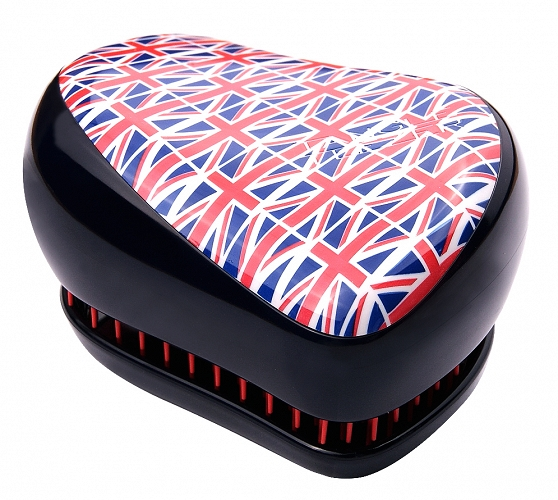 Tangle Teezer 便攜順髮梳- 英國旗 Tangle Teezer Compact England