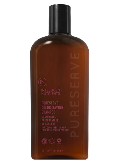 Intelligent Nutrients Pureserve Color Shampoo 444ml Intelligent Nutrients 有機護色亮澤洗髮水 444ml