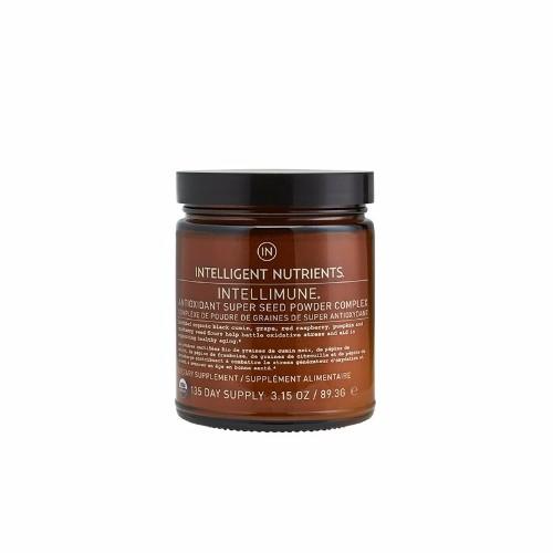 預定 Intelligent Nutrients IntellimuneAntioxidant Super Seed Powder Complex 135 Days Supply?美白超級抗氧化籽粉