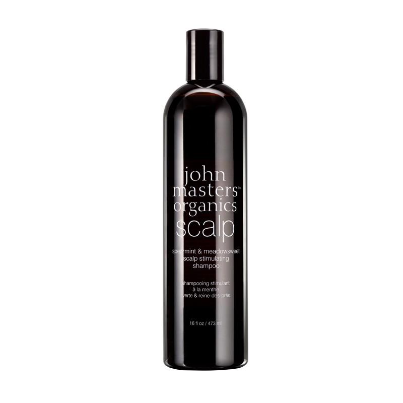 John Masters Organics 有機薄荷及繡線菊激活頭皮洗髮露 473ml spearmint & meadowsweet scalp stimulating shampoo