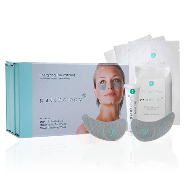 Patchology微電流晶片眼膜12次 Patchology Energizing Eye Patches 3 Packs