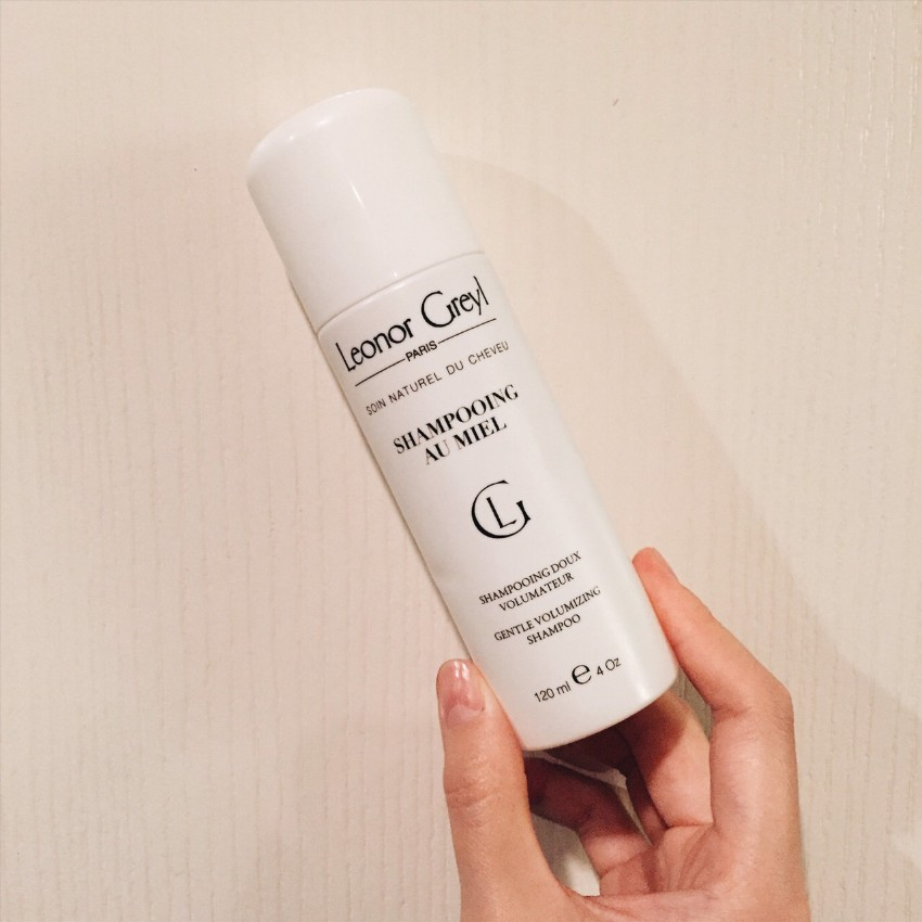 Leonor Greyl 蜂蜜洗髮露 溫和洗髮Leonor GreylSHAMPOOING AU MIEL 120ml