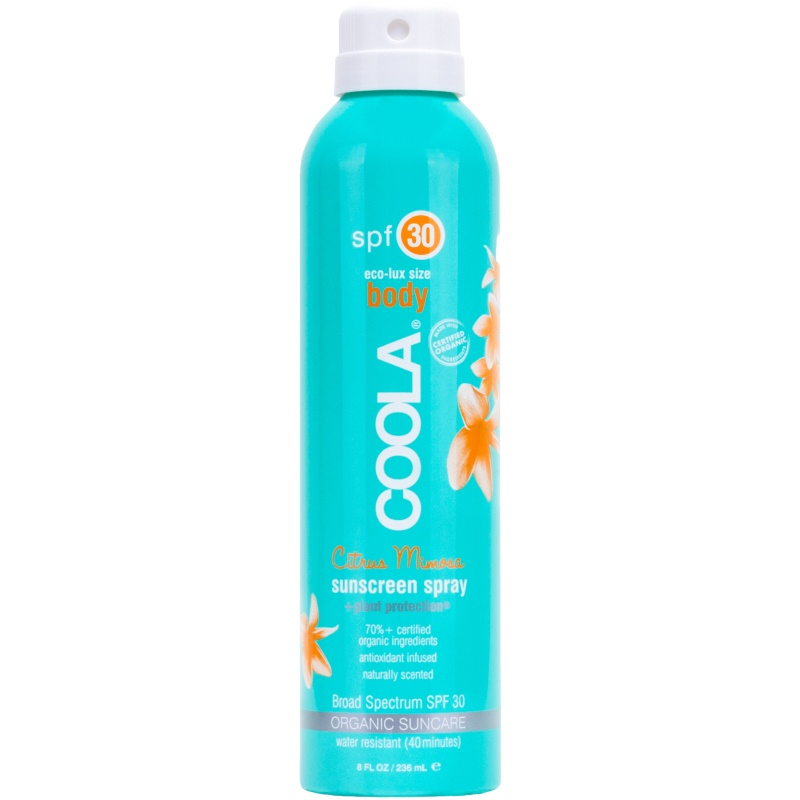 COOLA 有機防曬噴霧 柑橘含羞草SPF 30