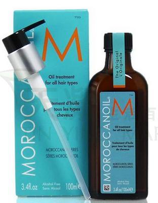 摩洛哥護髮精油 100ml Moroccanoil Treatment 100ml