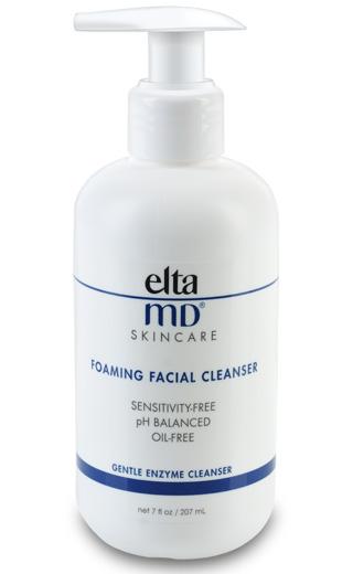 Elta MD 氨基酸泡沫潔面乳 207ml Foaming Facial Cleanser