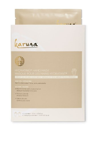 現貨Karuna保濕手膜4片裝 Karuna Hydrating Hand Mask 4pcs